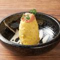 料理メニュー写真熟成インカ芋のポテトサラダ