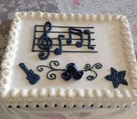 【誕生日やウェディングに♪手作りケーキ】
