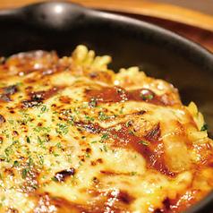 チーズとろける焼きカレー