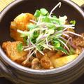 料理メニュー写真牛すじ豆腐煮込み