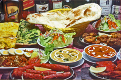インド料理 ドルーガの写真