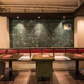 4名テーブル3卓ございます♪女子会・ママ会にもオススメ♪テーブル同士をくっつけられますので大人数のご予約もどうぞ★
