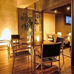 ボンドカフェ BOND CAFEの雰囲気1