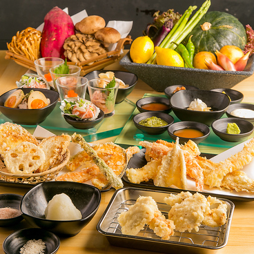 天ぷら さいとう 神田南口店のおすすめ料理1