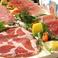 イタリア産生ハムとサラミの盛り合わせ(3-4種類)