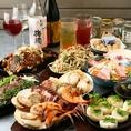 飲み放題付き宴会コース各種¥2700