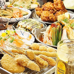 串カツともつ鍋 つどい 梅田東通り店のおすすめ料理1
