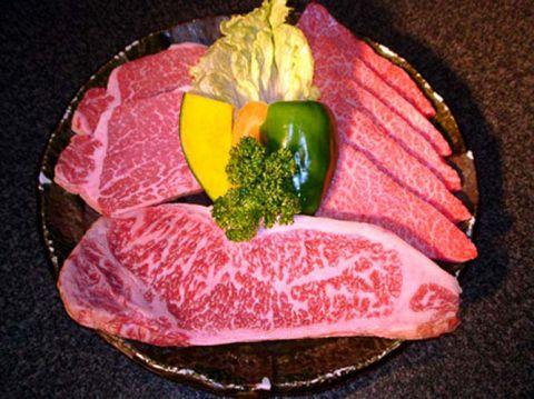 リーズナブル!されど旨いお肉から、A-5ランクの最高のお肉までご用意しております
