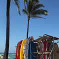 ハワイでの一枚