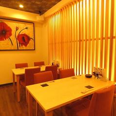 鉄板創作串焼鳥 遖 あっぱれの雰囲気1