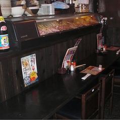 ■テーブル席:2~4名様