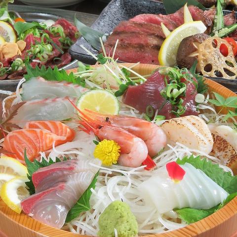 お魚・お肉の大衆酒場 居酒屋 酒神楽姫路駅南口店