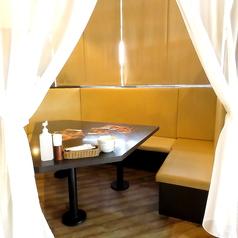半個室10名テーブル席