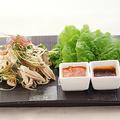 料理メニュー写真ヒネ鶏のムチム
