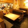 【大井町】ソファのBOX席もご用意ございます!お仕事帰りのお客様はもちろん、お子様連れも大歓迎★<焼き鳥/居酒屋/宴会>