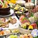 旬の食材を活かした創作和食。料理長自慢の逸品を是非!