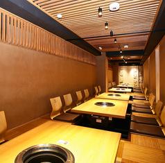 お座敷のお席は最大28名様でのご宴会も可能です。お気軽にご相談下さい。
