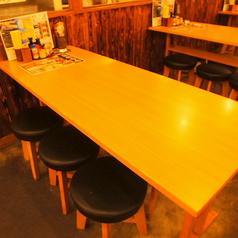 仲間内の飲み会や会社宴会、ご接待など。※写真は系列店です