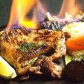 料理メニュー写真ジャマイカンジャークチキン