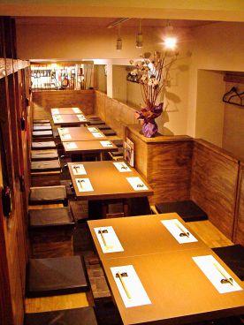 姫路 穴子料理 一張羅 イッチョウラの雰囲気1
