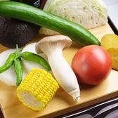 牛角新宿歌舞伎町店は野菜も美味しく食べれます♪