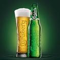 【カールスバーグ460円】生ビールもなんとこの価格!!毎日ビールサーバーを洗浄し、最高に美味しいビールをご用意してお待ちしております!