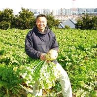 野菜にもこだわります!~がんこ農園野菜~