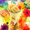 料理メニュー写真写メ率100%!! サプライズにホールケーキorパフェをサービス!