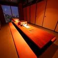 夜景の見える席で心に残る宴会お過ごしください・・・会社の飲み会もプライベートなお食事にも最適な店内です。