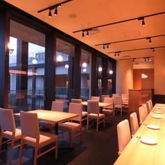 伊勢志摩の惠み 伊勢角屋 新宿高島屋タイムズスクエア14Fの雰囲気1