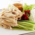 料理メニュー写真オホーツク産 知床鶏の棒棒鶏