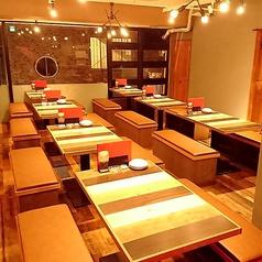 伊太利亜酒場 Samurai BAR 四日市店の雰囲気1