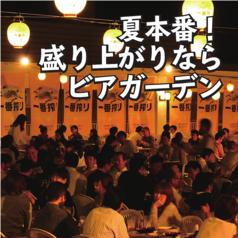 ヤマトヤシキ ビアガーデン 加古川の雰囲気1