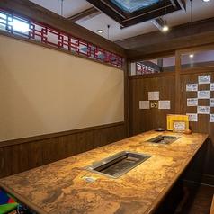 個室焼肉 韓国苑の雰囲気1