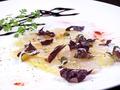 料理メニュー写真本日のお魚のカルパッチョ