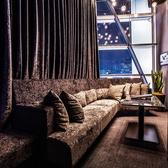 ■カラオケ個室■ラグジュアリーな夜景が楽しめるカラオケ個室。