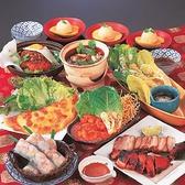 本場の味が味わえる、アジア料理を、