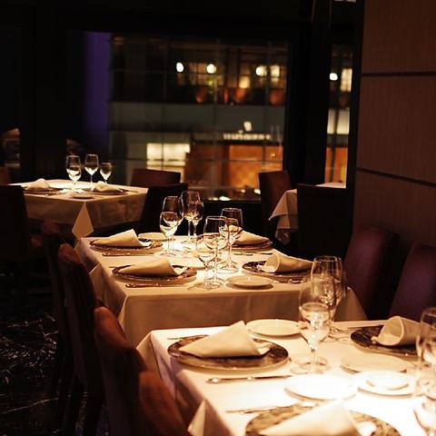 銀座で味わう大人のイタリアン。記念日のお祝いやデートに最適の空間へ…
