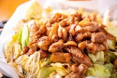郷土料理しらかわ 鶏ちゃんの写真