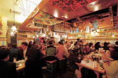 築地市場食堂 松本駅前店の雰囲気1