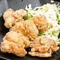 料理メニュー写真若鳥の唐揚げ