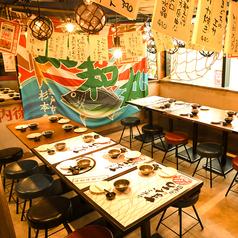 ニッポンまぐろ漁業団 新宿西口店の雰囲気1