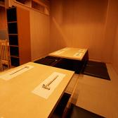 うなぎ割烹 白金台 まつ本の雰囲気3