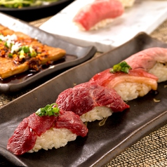 柏 肉寿司の雰囲気1