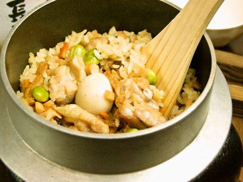 【赤羽駅スグ!!】鶏料理が沢山!!串焼き・串揚げはもちろん釜飯もオススメ◎