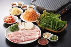 韓国料理 千ちゃんのコース写真