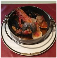 ブイヤーベース 魚介のスープ煮 地中海風