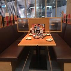 【3~4名様】テーブルBOX席