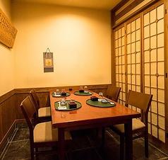 【接待やお顔合わせにおすすめ】本館テーブル完全個室
