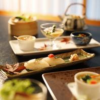 【祇園の粋】旬の食材を繊細な味に仕立てております。